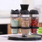 廚房用品多功能旋轉式玻璃調味瓶 Eb8000『毛菇小象』