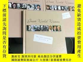 二手書博民逛書店Great罕見World Writers: Twentieth Century (4.11.12) 作家選集第4.