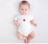 新生嬰兒衣服 夏裝包屁衣 女寶寶公主夏季連體衣短袖