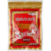 金門高坑牛肉乾隨身包-高梁辣味牛肉角190g【愛買】