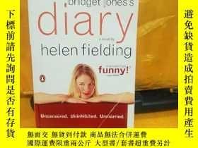 二手書博民逛書店Bridget罕見Jones s Diary (movie tie-in)Y12064 Helen Field