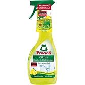 【南紡購物中心】德國 Frosch 檸檬衛浴清潔噴霧 500ml*12瓶/箱
