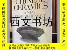 二手書博民逛書店【罕見】1996年出版中國陶瓷一版舊金山亞洲藝術館 藏 Chin