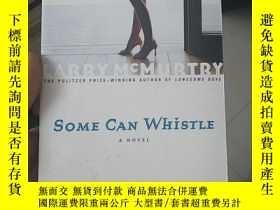 二手書博民逛書店Some罕見Can Whistle有印章Y18910 Larry McMurtry simons schus