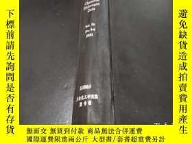 二手書博民逛書店journal罕見of physical and chemica