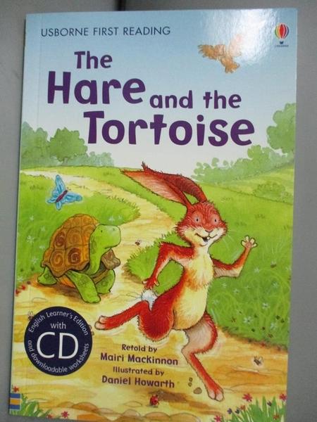 【書寶二手書T6/原文小說_NPB】THE HARE AND THE TORTOISE