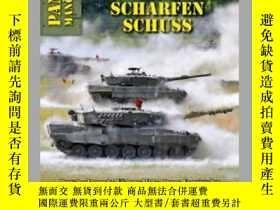 二手書博民逛書店Panzermanöver罕見4 Panzer IM Scharfen Schuss (Slight damage