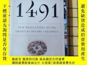 二手書博民逛書店1491:New罕見Revelations of the Ame