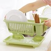家用瀝水碗架碗筷餐具收納架廚房用品大號落地碗碟滴水置物架 居家家生活館