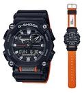 CASIO 卡西歐 G-SHOCK 工業風格 街頭潮流腕錶 GA-900C-1A4