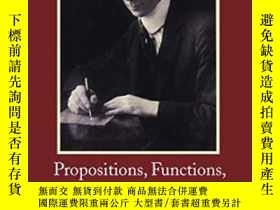 二手書博民逛書店Propositions,罕見Functions, And AnalysisY256260 Peter Hyl