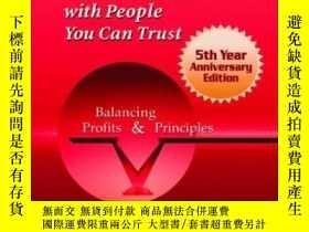 二手書博民逛書店Do罕見Business With People You Can TrustY256260 L.j. Ritt
