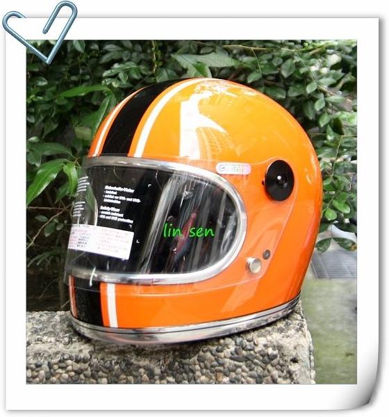 AFX樂高帽,彩/橘白黑