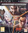 PS3 格鬥三合一合輯 (鐵拳TT2+劍魂5+鐵拳6) -英文日文版- Fighting Edition Tekken TT2 6 Soul Calibur 5