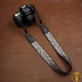 繡花系列專業相機背帶 通用接口 【雲木雜貨】