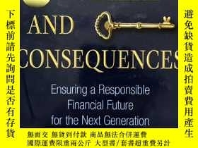 二手書博民逛書店Kids,罕見Wealth, and Consequences: