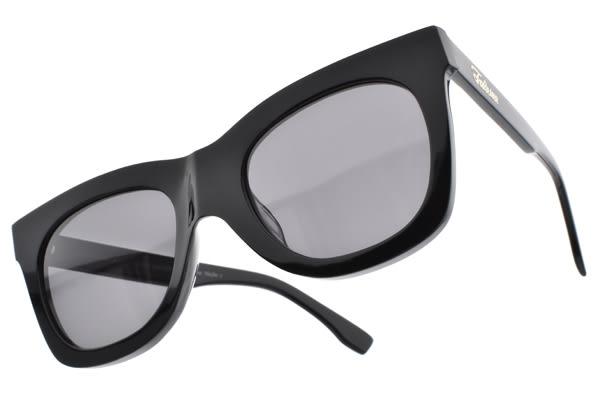 FAKE ME太陽眼鏡 吳連序配戴款(黑金) #SOMA BGD