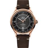 MIDO美度 Multifort Patrimony 先鋒系列復古機械錶-玫瑰金框40mm M0404073606000