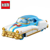 【日本正版】TOMICA 唐老鴨 小汽車 情人節特別版 多美小汽車 迪士尼 DISNEY MOTORS - 973263