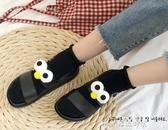 網紅涼鞋女仙女風學生可愛平底新款超火日繫鞋子潮聖誕交換禮物
