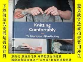 二手書博民逛書店KNITTING罕見COMFORTABLYY198833 出版2003