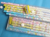 利百代抗菌三角形鉛筆 附筆削 /一盒12支入[#60] 抗菌鉛筆 HB鉛筆