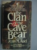【書寶二手書T8/原文小說_LPE】The Clan of the Cave Bear_Jjean M. Auel