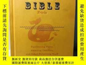 二手書博民逛書店The罕見Bite-Sized Book of BIBLE Tr