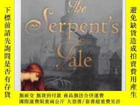 二手書博民逛書店The罕見Serpent s Tale 蛇的故事Y23200 A