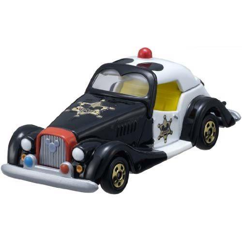 《 TOMICA 火柴盒小汽車 》DM09 夢幻米奇警察車  ╭★ JOYBUS玩具百貨