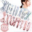 髮圈-韓國森女系8件組墜飾束髮帶 髮圈 ...