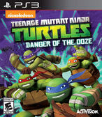 PS3 Teenage Mutant Ninja Turtles: Danger of the OOZE 忍者龜:危險陷阱(美版代購)