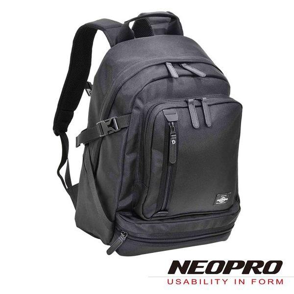 【日本 NEOPRO】日本設計 機能包 超輕 商務款 電腦後背包 / 旅行箱