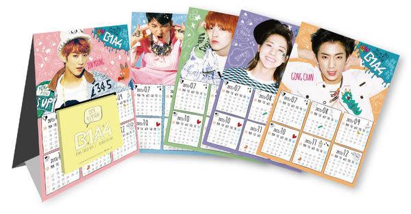 B1A4 超級精選 2 CD附巨星隨手貼和2013半年曆組 (購潮8)