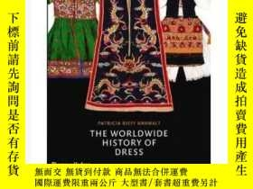 二手書博民逛書店The罕見Worldwide History of Dress2