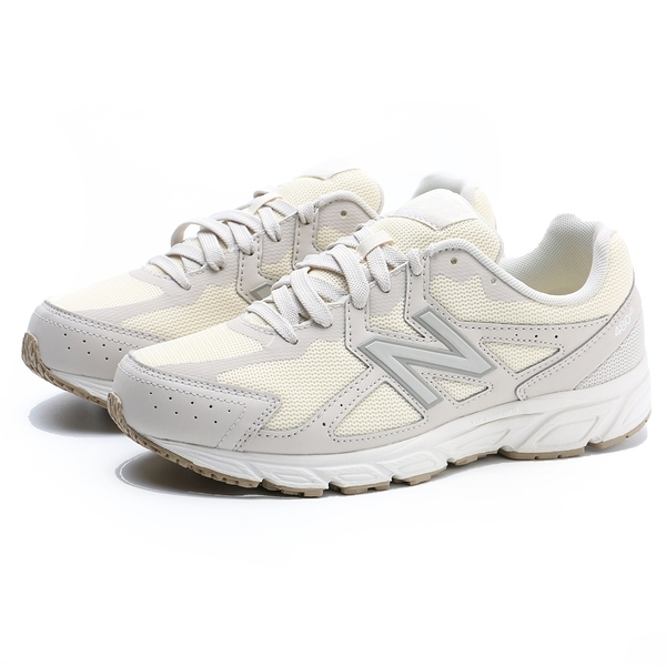 NEW BALANCE 480 v5 米白 奶油色 麂皮 復古 慢跑鞋 男女 情侶 女段 (布魯克林) W480ST5