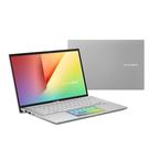 華碩 VivoBook S432FL-0092S8565U 銀定了 14吋FHD輕薄筆電 /I7-8565U/8G/512G PCIE SSD/MX250 2G/WIN10/TOUCH PAD)
