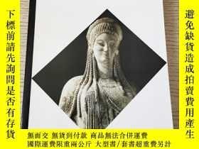 二手書博民逛書店Greek罕見Sculpture: The Archaic Period (外文原版, 、 。看圖)Y2244