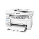 【內含CF217A相容碳粉匣一支】HP LaserJet Pro M130fn 黑白雷射傳真複合機印表機