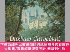 二手書博民逛書店Durham罕見Cathedral: History, Fabric, and Culture (Paul Mel