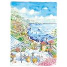 【台製拼圖】海邊餐廳拼圖 (520片) HM52-605