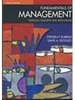 二手書博民逛書店《Fundamentals of Management》 R2Y