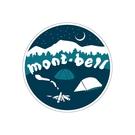 [Mont-Bell] Sticker Camp 露營貼紙 (1124860)