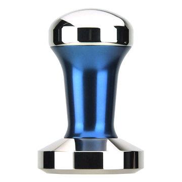 金時代書香咖啡 TIAMO 1220填壓器 C平底(C-FLAT) 58mm 附填壓止滑墊 HG3746BL