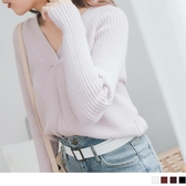 《ZC1551》經典純色皮革鏡面釦環皮帶 OrangeBear