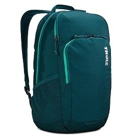 Thule 瑞典 Achiever 20L 筆電後背包 3203882 深藍綠 都樂 旅行背包 休閒背包 書包 學生包 [易遨遊]