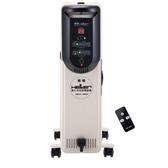 嘉儀 HELLER 10片葉片式遙控電暖爐 KED-510T /KED510T  **免運費**