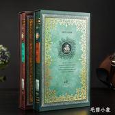 復古韓式家庭影集 六吋插頁式300張 畢業紀念冊  BS21643『毛菇小象』