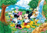 【拼圖總動員 PUZZLE STORY】探險 日系/Tenyo/迪士尼/兒童/40P/紙板