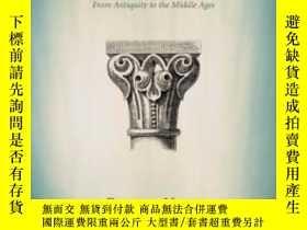 二手書博民逛書店A罕見History Of Political Ideas From Antiquity To The Middl